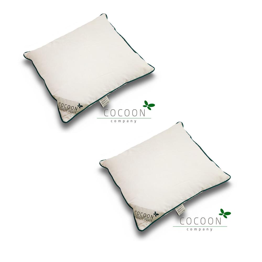 Multipack Ekologisk kudde Junior/Vuxen 50x60 cm