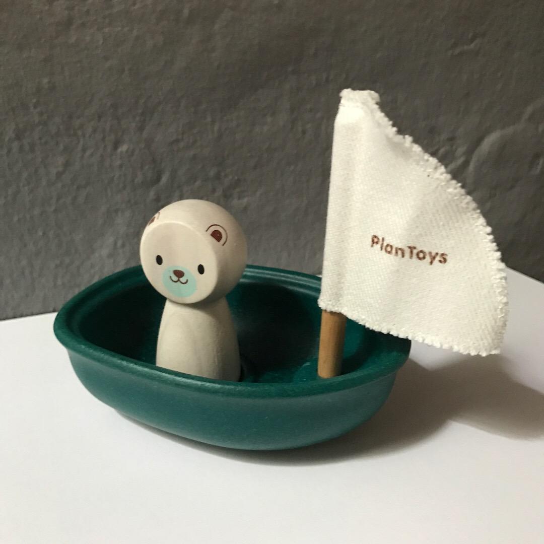 Båt Isbjörn