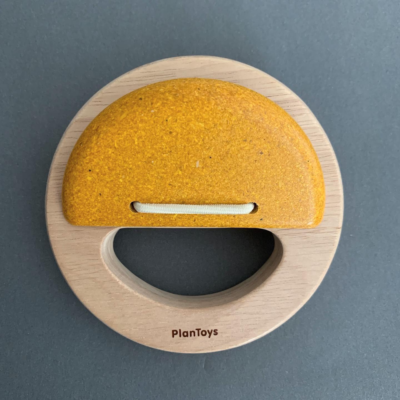 Musikinstrument Clapper
