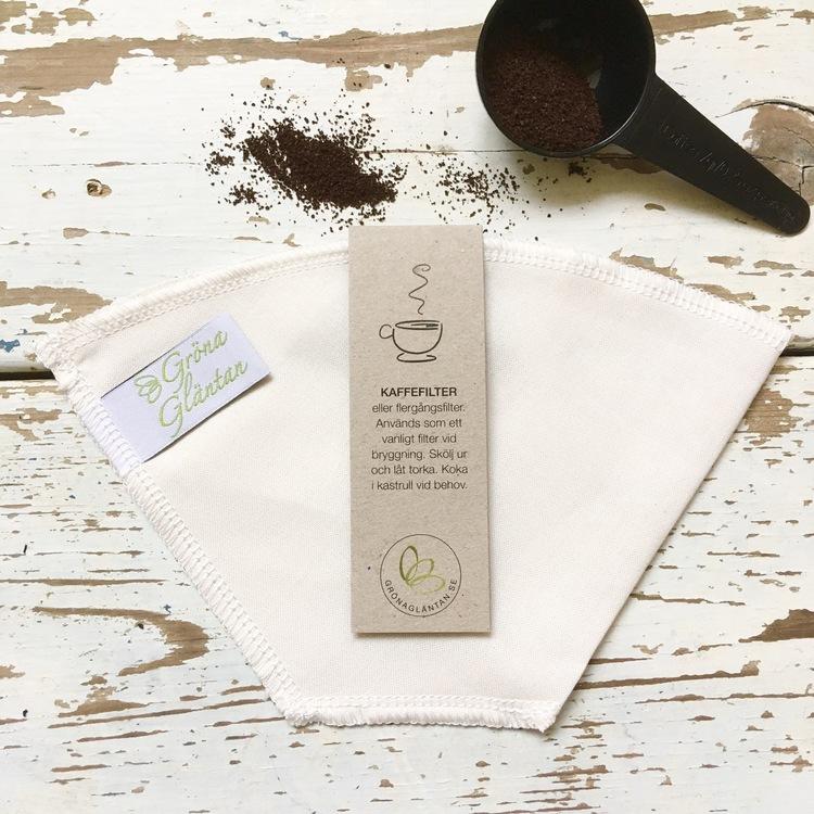 Ekologiskt kaffefilter